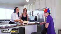 BANGBROS – Cougar Surprises The Birthday Boy With Cake And How MILF Pussy