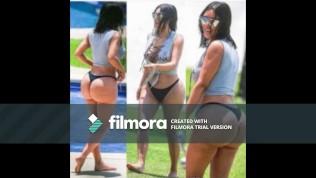 Kim Kardashian Nude Pics Compilation