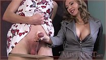 MISTRESS T: EPIC Cumshot Derlemesi!