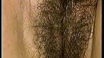 Nina has a hairy vagina