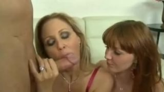 Julia Ann and Marie McCray