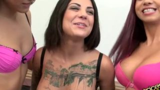 Bonnie Rotten Julia de Lucía y Carolina Abril