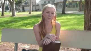 Mofos – Amy Quinn makes studying hot