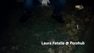 My hot step sister Got2pee extreme public pissing – Laura Fatalle