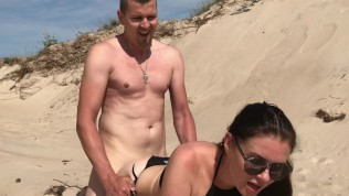 nice outdoor sex on the beach