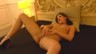 Teen Little Caprice mastrubate in Germany