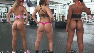 BANGBROS – Big Ass Parade Orgy At The Gym With Valerie Kay & Arianna Knight