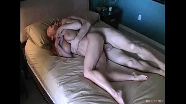 Mature married woman seduces and fucks her nephew in the morning
